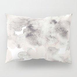 Too Good - Abstract Watercolor Art Pillow Sham