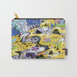 Magical Meadow Carry-All Pouch