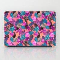 gem iPad Cases featuring Gem Pop by Nikkistrange