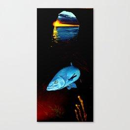 'Hapuku' Canvas Print