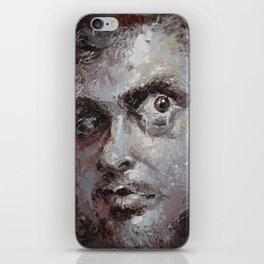 discontented el-terco iPhone Skin