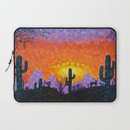Sonoran Desert Sunset Laptop Sleeve
