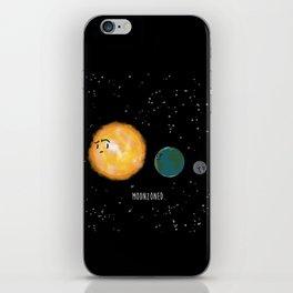 Moonzoned iPhone Skin