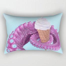 OCTOPUS ICE CREAM Rectangular Pillow