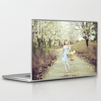 dorothy Laptop & iPad Skins featuring Dorothy by Malice of Alice