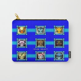 Stage Select Carry-All Pouch