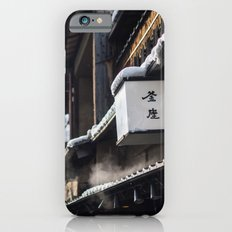 Kyoto Winter 2015 IV (Higashiyama)  iPhone 6s Slim Case