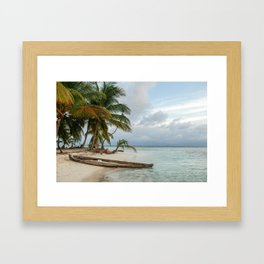 A Magical Place for Nature Framed Art Print
