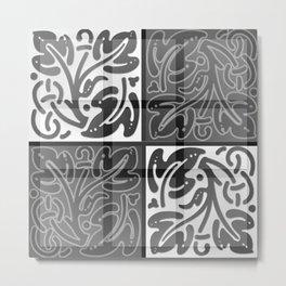 Whisper Tundora Metal Print