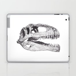 The Anatomy of a Dinosaur II - Jurassic Park Laptop & iPad Skin