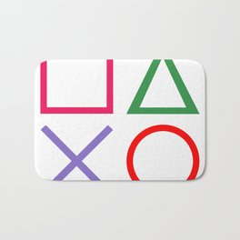 Gamer - Retro Bath Mat