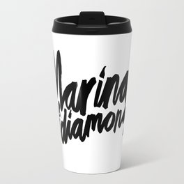 Marina and theDiamonds Travel Mug