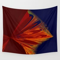 arrow Wall Tapestries featuring arrow by donphil