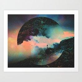 Final Frontier Art Print