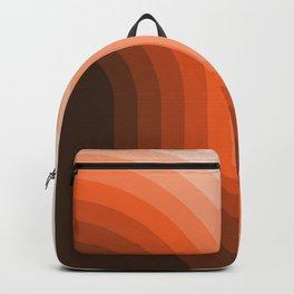 Desert Dusk Halfbow Backpack