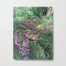 Spring in England Metal Print