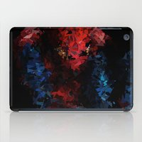 super hero iPad Cases featuring Super hero by David