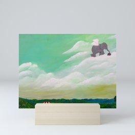 The Sky Carnival Mini Art Print