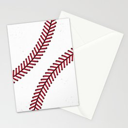 Fantasy Baseball Super Fan Home Run Stationery Cards
