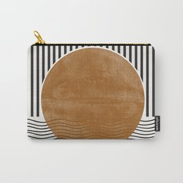 Abstract Modern Poster Carry-All Pouch