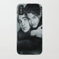 stucky iPhone & iPod Cases featuring Everlasting Love by Anne the Viking