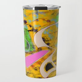 Their Ways Are Dizzying... Travel Mug