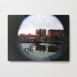 Providence Waterfront Metal Print