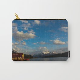 Dreamy Maligne Lake Carry-All Pouch