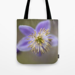 Purple One Tote Bag