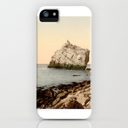 The Needles, Isle of Wight iPhone Case