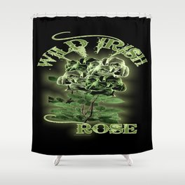 WILD IRISH ROSE 2.0 Shower Curtain