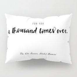 The Kite Runner Pillow Sham