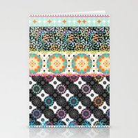boho Stationery Cards featuring Boho by Designed by Debby