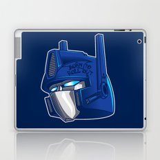Full Metal Prime Laptop & iPad Skin