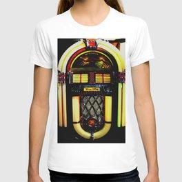 Wurlitzer Jukebox  T-shirt