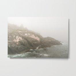 Monhegan Island Maine 2 Metal Print
