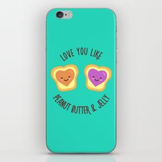 Sweet Lovers iPhone & iPod Skin