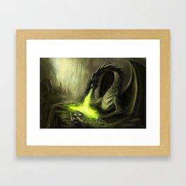 Dragonstone Framed Art Print