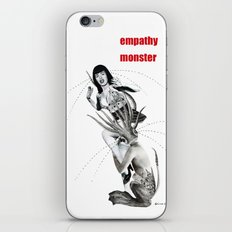 empathy monster iPhone & iPod Skin