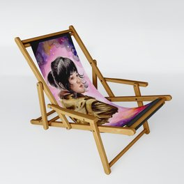 Rose Tico Sling Chair