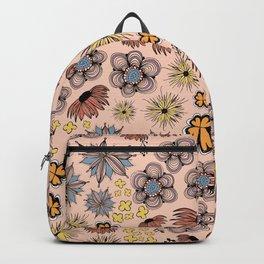flowersketch Backpack