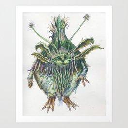 uncle bobo Art Print