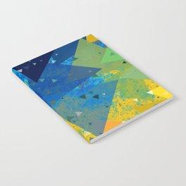 Spring Confetti Notebook