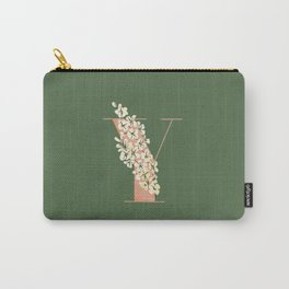 Y for Yellow-Eyed Grass Carry-All Pouch