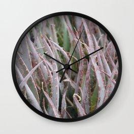 Pokey Plant Wall Clock