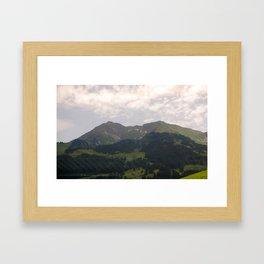 Switzerland 2 Framed Art Print