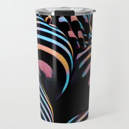 1937s-AK Striped Woman Hand Down Back Bum Butt Abstract Nude Female Ass Travel Mug