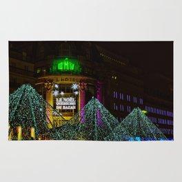 Joyeux Noël à Paris // Merry Christmas from Paris Rug