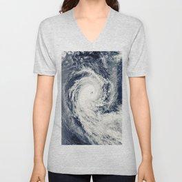 Hurricane Unisex V-Neck