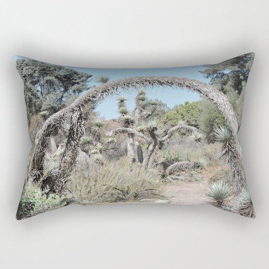 Joshua Tree Arch Rectangular Pillow